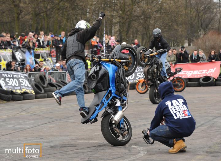 Killing the streets – rozpoczęcie sezonu motocyklowego
