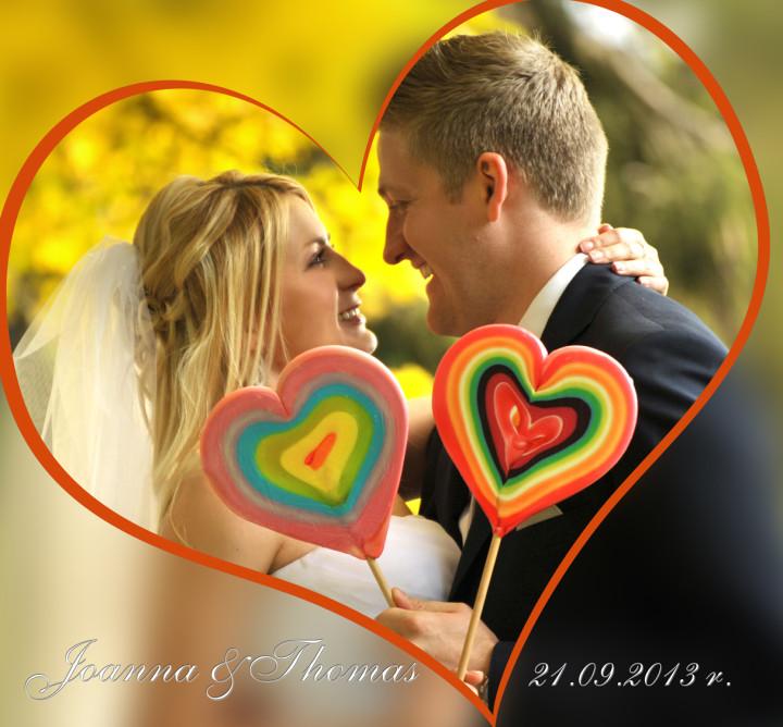 Joanna & Thomas 21 września 2013